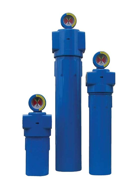 GF Series - Filtration Products