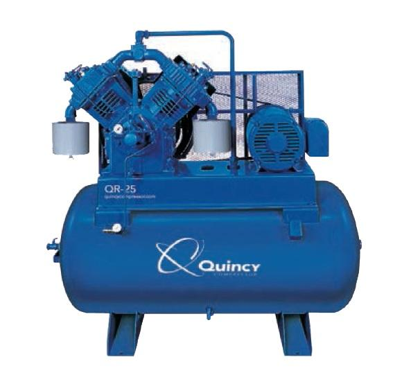 Quincy QR-25 Series | 1 hp - 25 hp